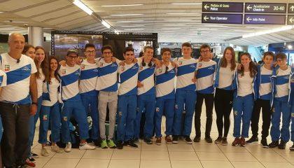 Campionato Europeo Giovanile Speed & Lead 2019